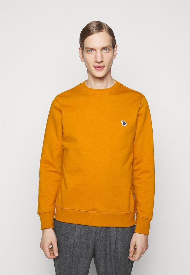 MENS REG FIT - Sweatshirt - orange