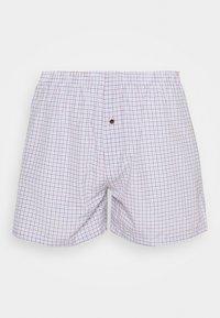 Pier One - 5 PACK - Boxer shorts - bordeaux - 1
