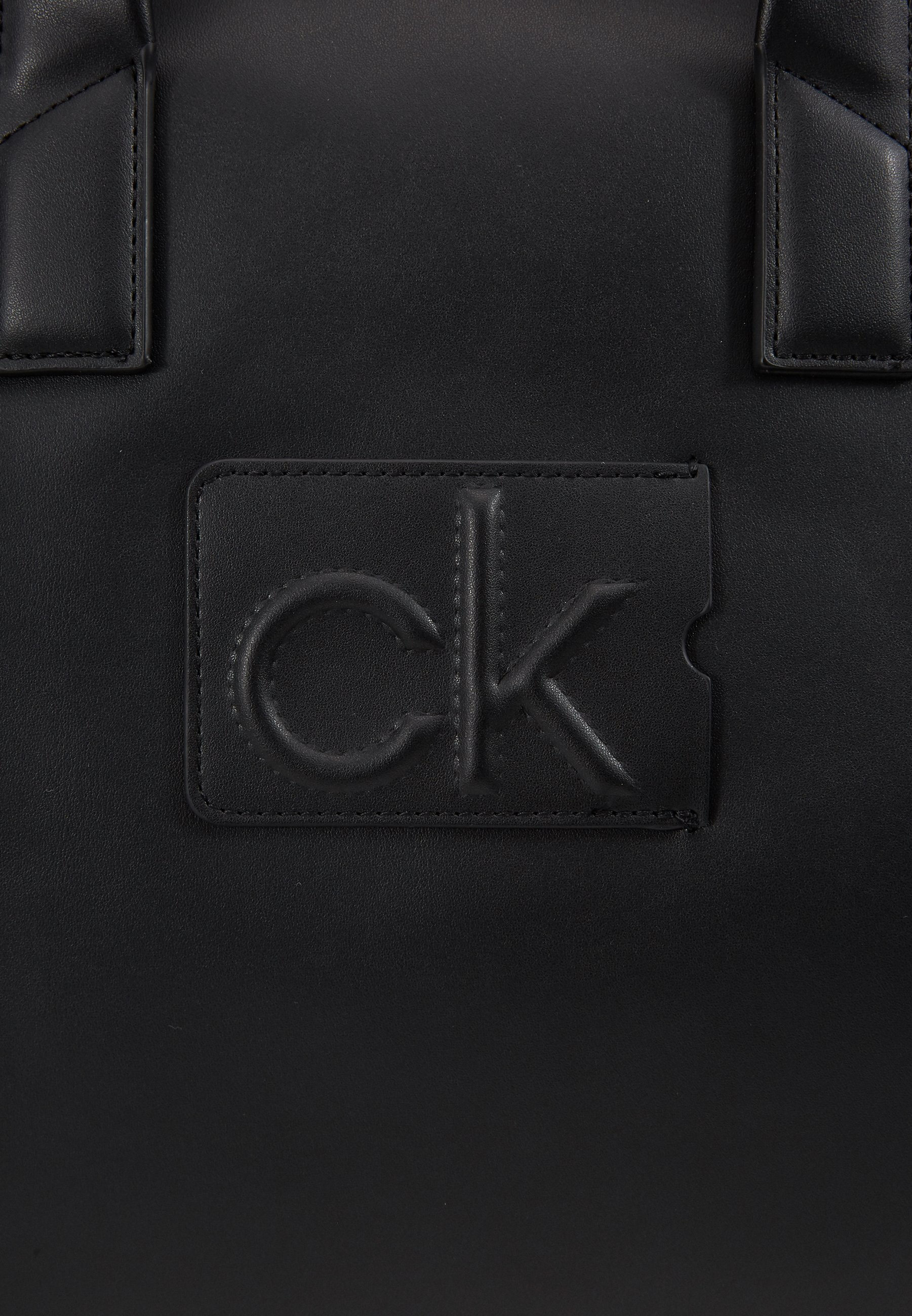 Calvin Klein Central Weekender - Weekendtasker Black