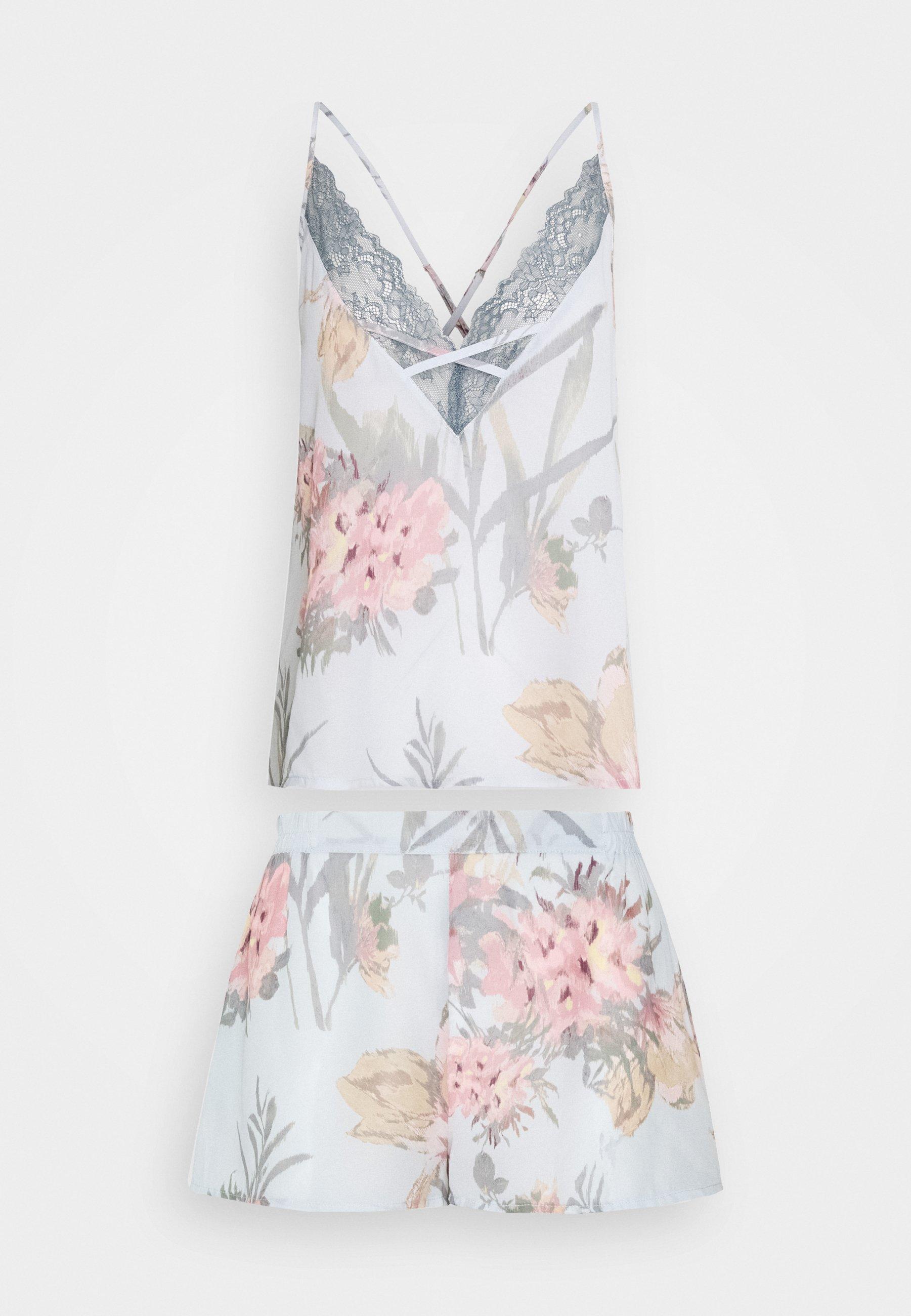 Women SHORT FLOWER - Pyjamas