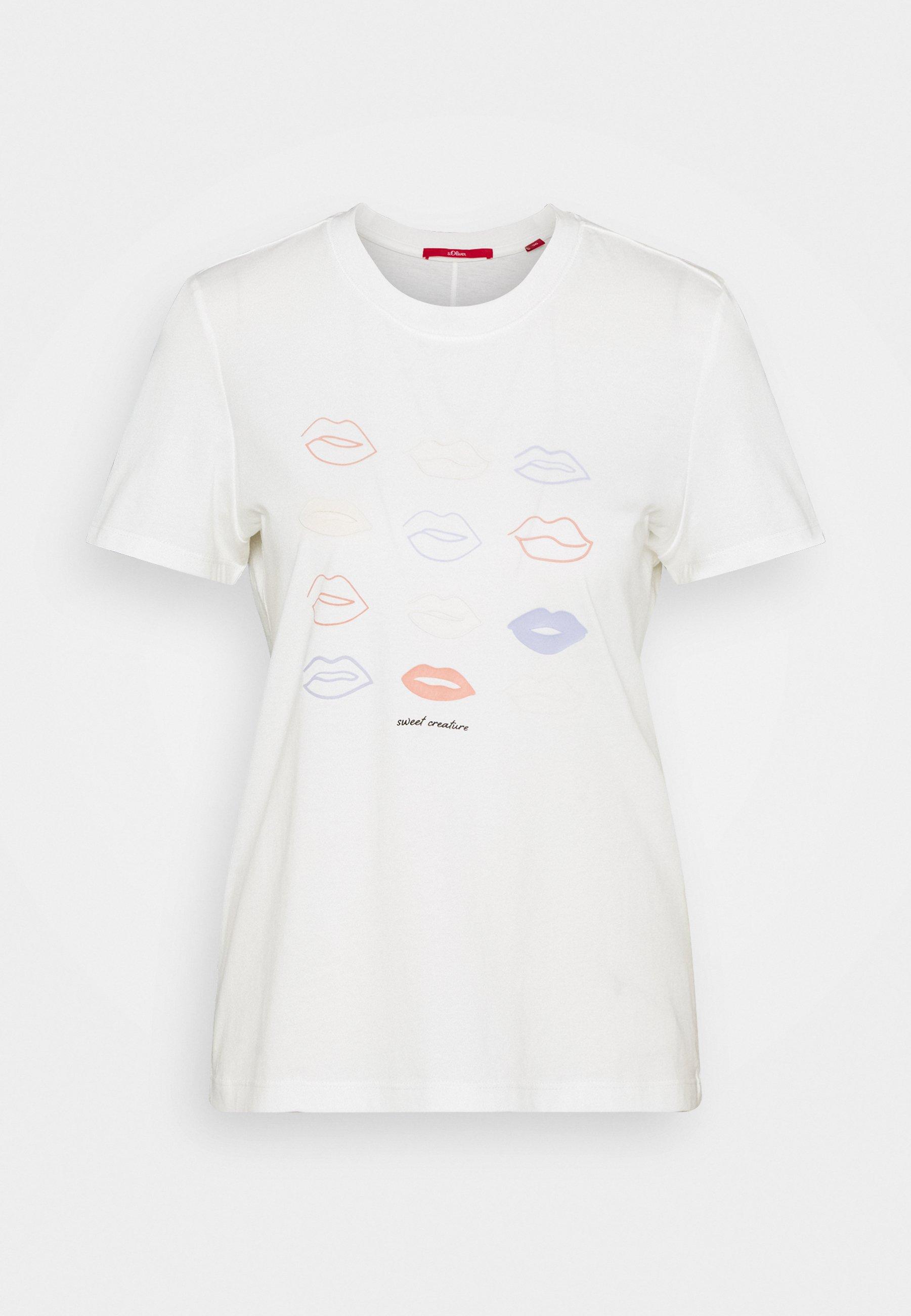 Women KURZARM - Print T-shirt