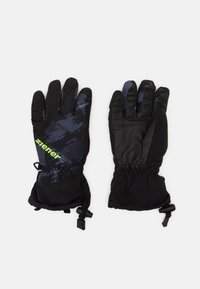 Ziener - AGIL GLOVE JUNIOR UNISEX - Gloves - black - 0