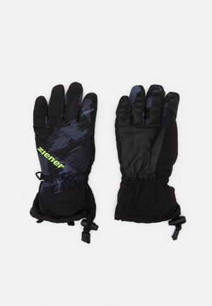 AGIL GLOVE JUNIOR UNISEX - Fingerhandschuh - black