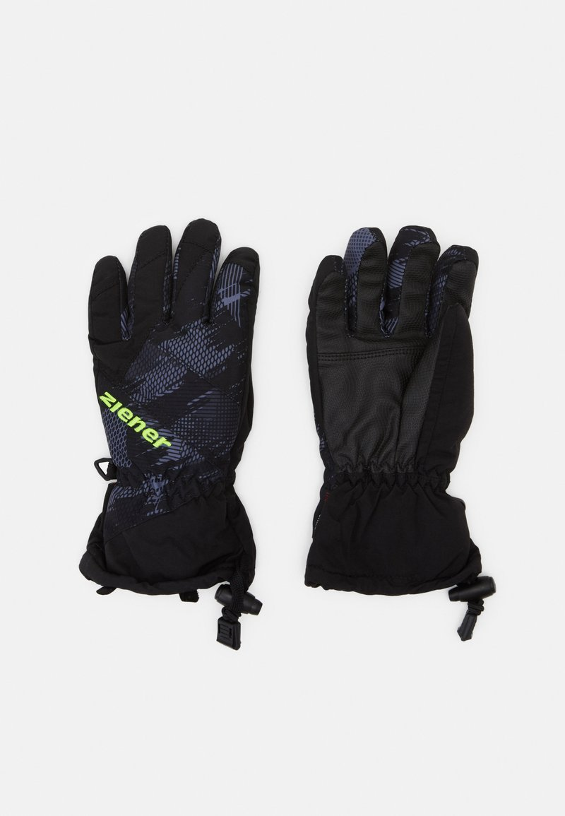 Ziener - AGIL GLOVE JUNIOR UNISEX - Gloves - black