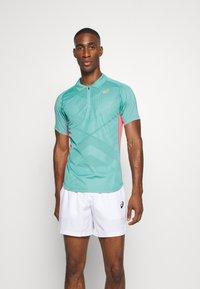 ASICS - TENNIS - Sports shirt - techno cyan - 3