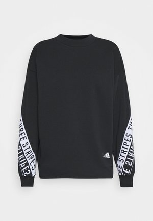 WORD - Sweatshirt - black