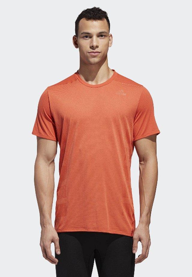 SUPERNOVA - T-shirt imprimé - orange