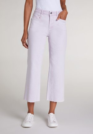 CULOTTE - Flared Jeans - orchid petal