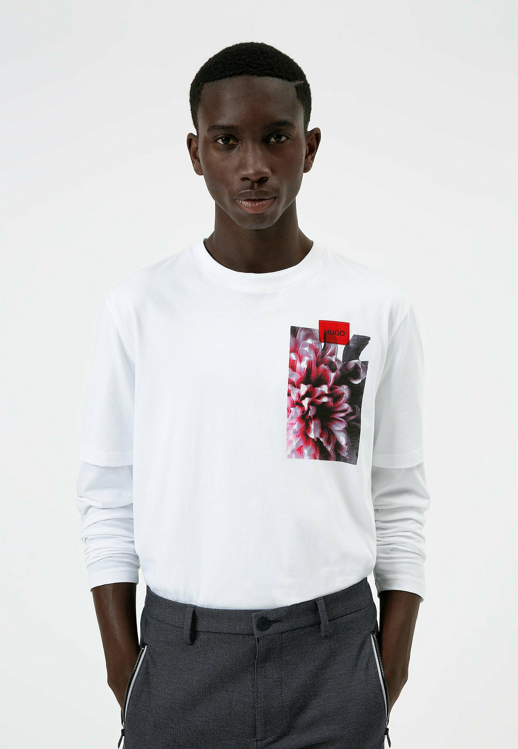 Men DLAMMER - Print T-shirt