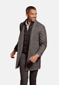Bugatti - Classic coat - schwarz - 0