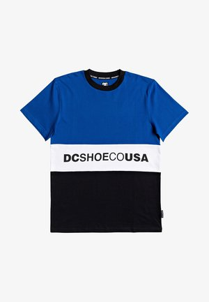 GLENFERRIE  - Print T-shirt - nautical blue