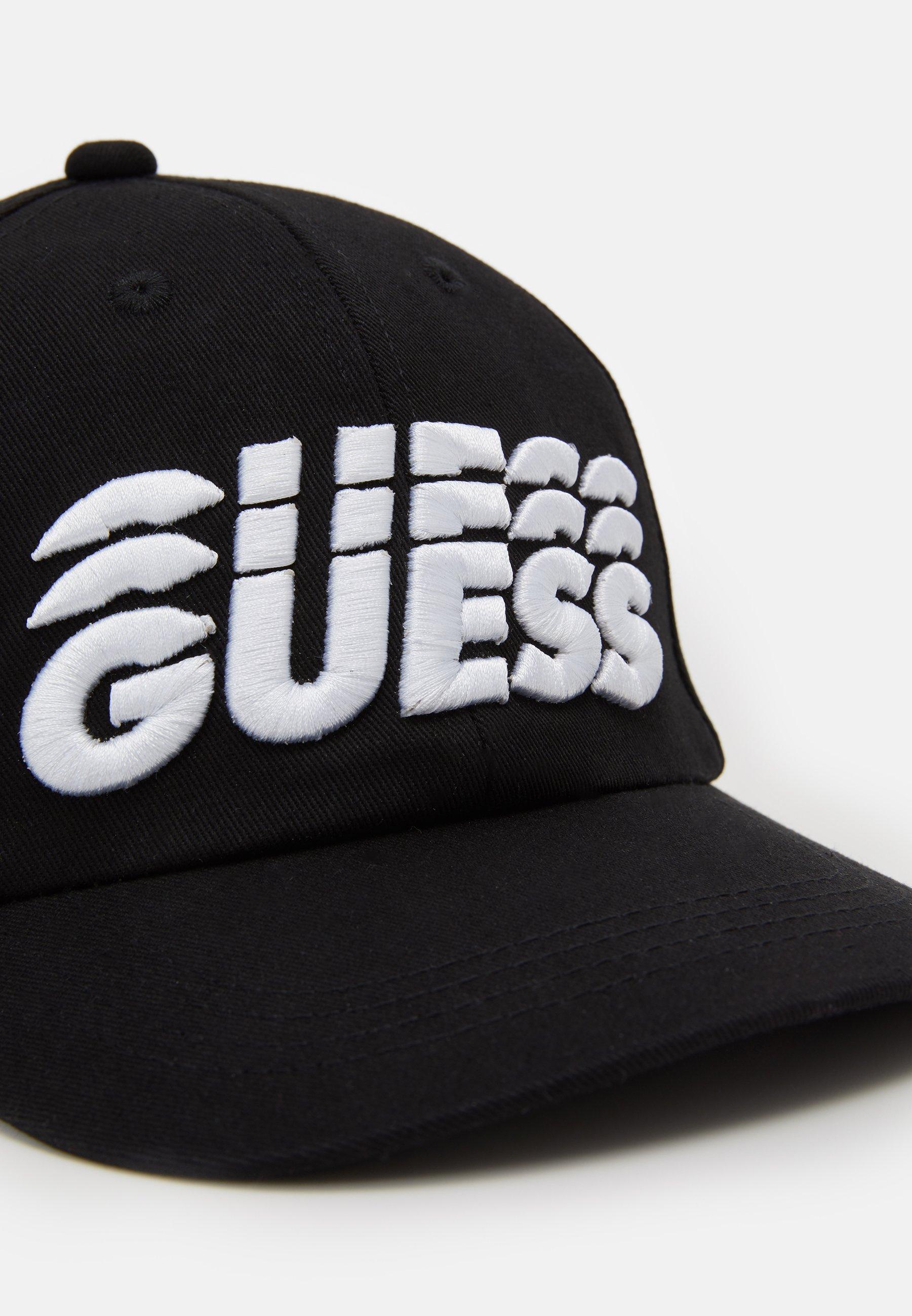 Guess DEVIS BASEBALL - Cap - black/svart bcgeiUPdndhfpAO
