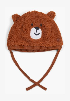 Beanie - dark orange
