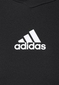 adidas Performance - TEAM BASE TEE - T-shirt à manches longues - black - 5