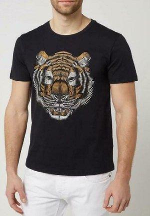 CAMISETA  - Camiseta estampada - blue ink