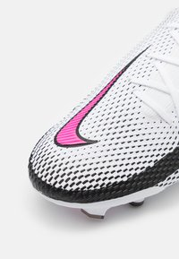 Nike Performance - PHANTOM GT PRO FG - Moulded stud football boots - white/pink blast/black - 5