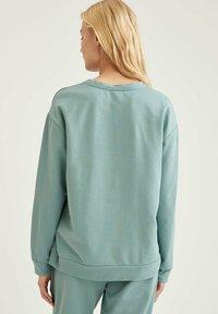 DeFacto - Sweatshirt - green - 2