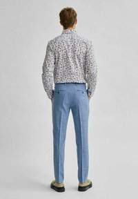 Selected Homme - Suit trousers - light blue - 2