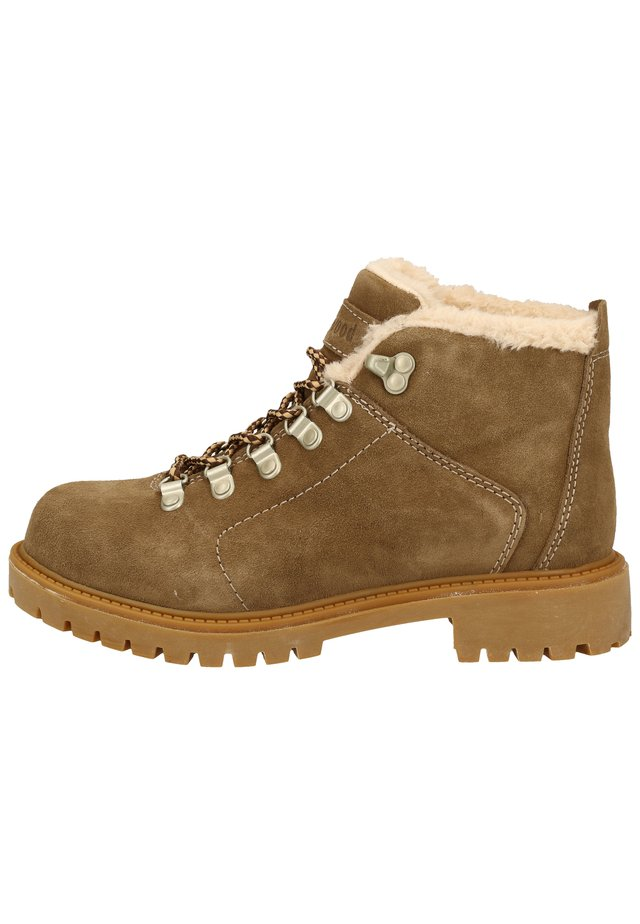 Winter boots - khaki 25sut