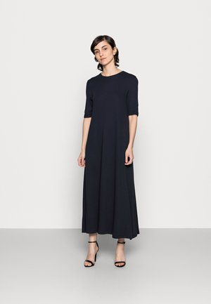 JERSEY DRESS - Maxi dress - night sky