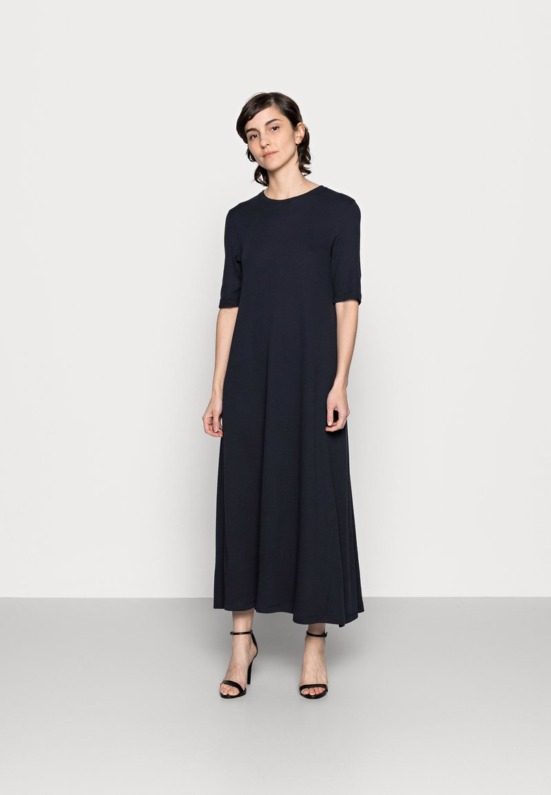 Marc O'Polo - JERSEY DRESS - Maxi dress - night sky
