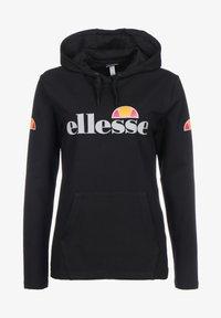 Ellesse - MORCIO OH  - Hoodie - black - 0