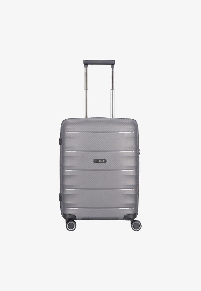 Titan - HIGHLIGHT  - Wheeled suitcase - anthracite