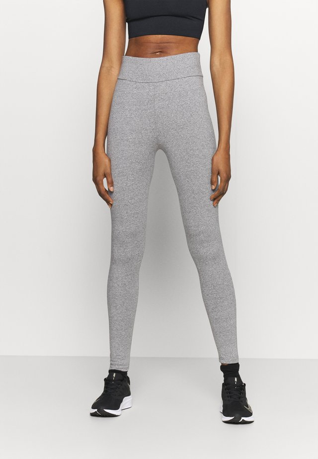 KANE LIFESTYLE LEGGING - Tights - grindle/silver