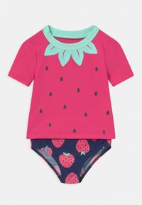 Carter's - STRAWBERRY SET - Swimsuit - pink - 0