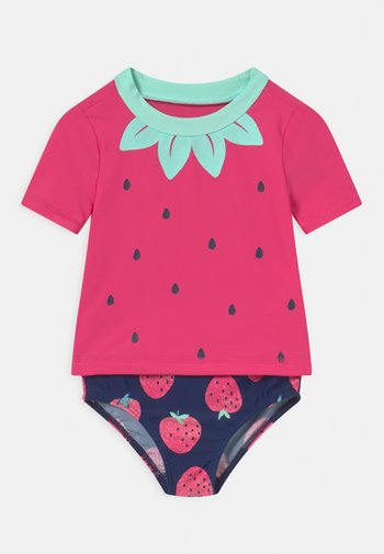STRAWBERRY SET - Swimsuit - pink