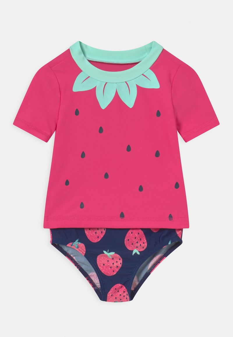 Carter's - STRAWBERRY SET - Swimsuit - pink