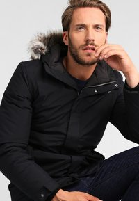The North Face - ZANECK JACKET - Vinterjacka - black - 0