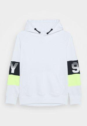 HOODIE TEENAGER - Sweatshirt - white