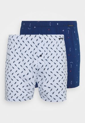 2-PACK - Boxer shorts - dark blue