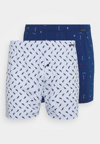 2-PACK - Boxer shorts - dark blue