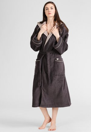 WELLNESS - Dressing gown - grau