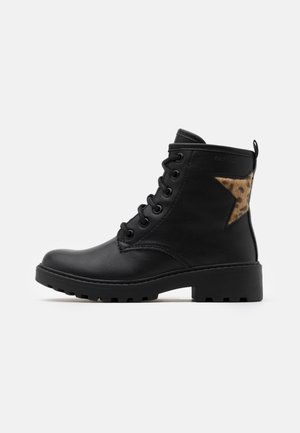 CASEY GIRL - Lace-up ankle boots - black