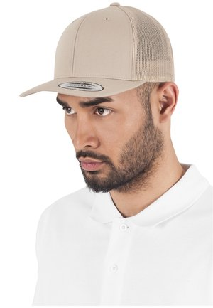 CLASSIC TRUCKER - Caps - beige