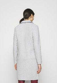 JDY - JDYBONDY - Classic coat - light grey melange - 2
