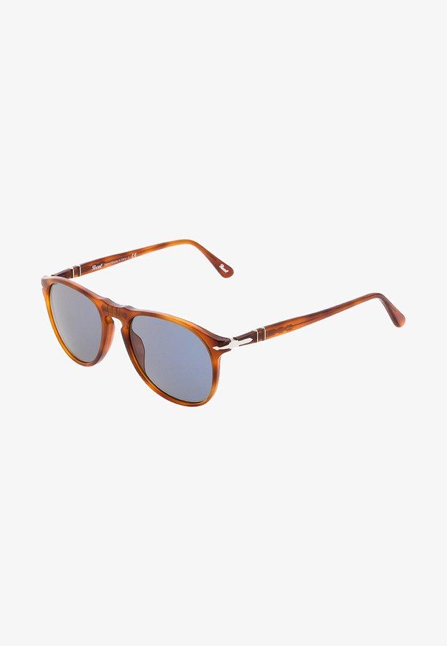 Sonnenbrille - hellbraun