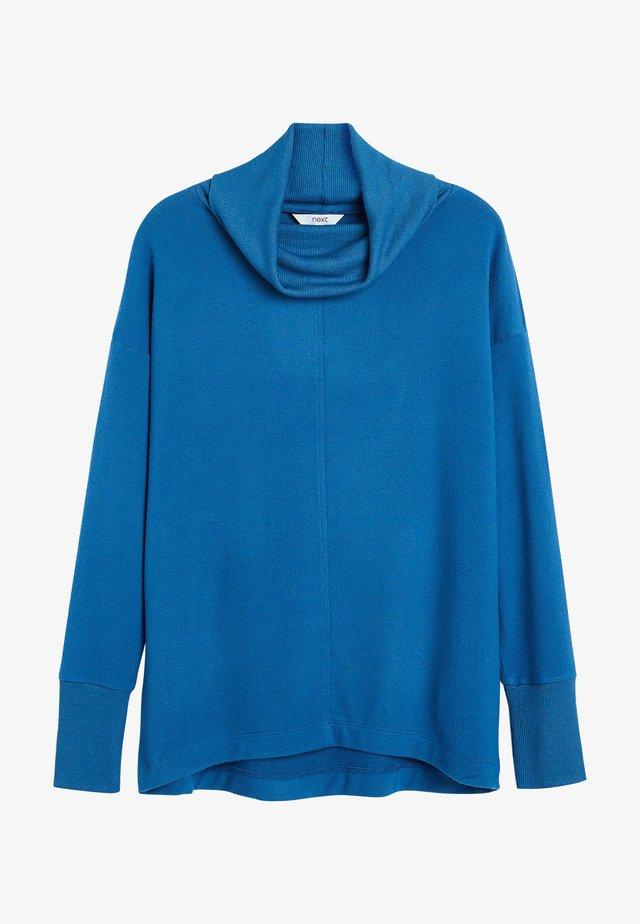 Bluza - blue