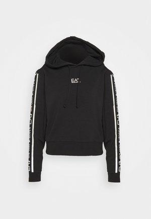 TJAVZ - Sweatshirt - black/white