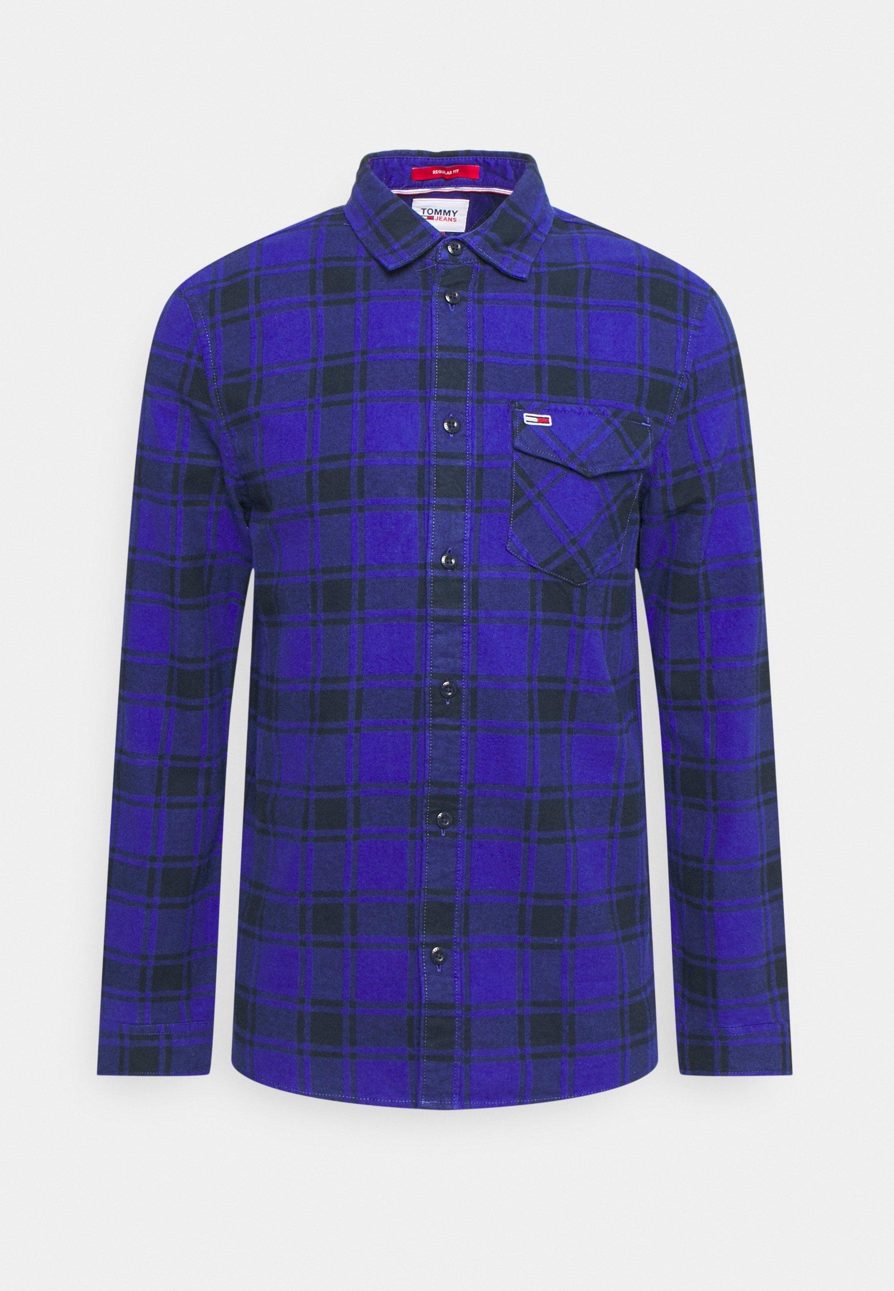 Uomo PLAID SHIRT - Camicia