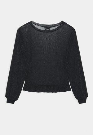PCZUA - Camiseta de manga larga - black