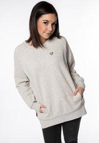 alife & kickin - HELEN  - Sweatshirt - white - 0