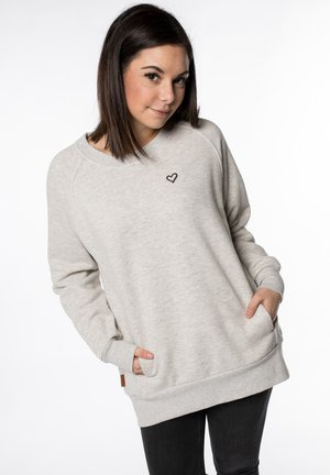 HELEN  - Sweatshirt - white