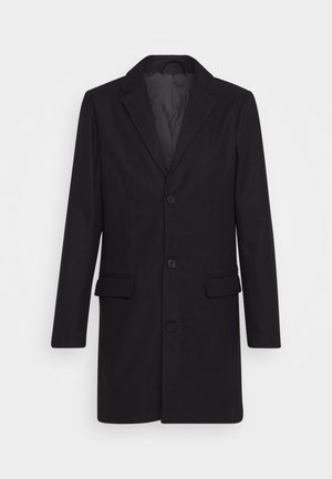 SINGLE BREATED COAT - Kåpe / frakk - black