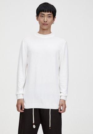 MIT PERKINSKRAGEN - Sweatshirt - beige