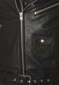 Iro - Leather jacket - black - 2