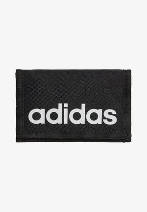 ESSENTIALS LOGO WALLET - Portefeuille - black